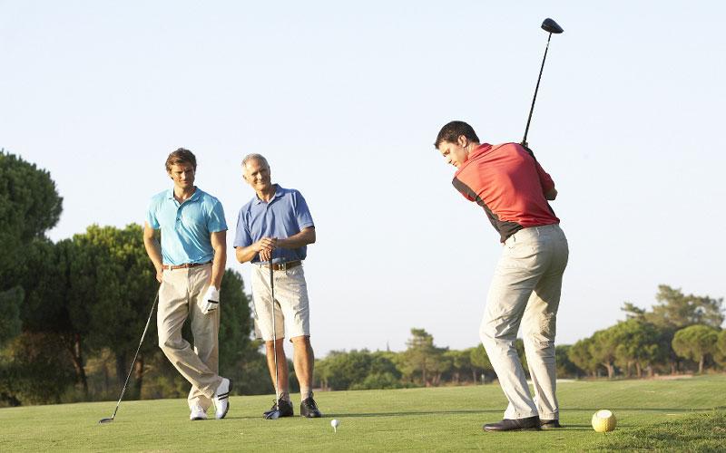 Roll to better golf